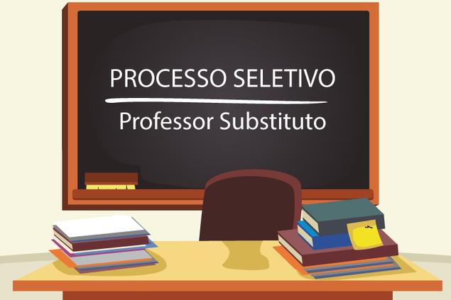 Processo Seletivo Simplificado para Professor Substituto