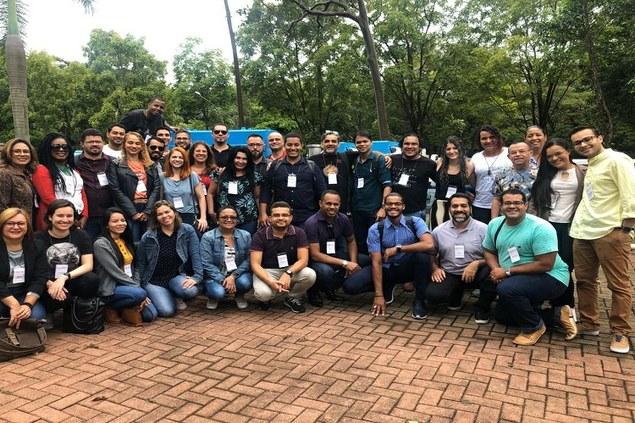 Professor do CMC participa de Escola da Física, em Campinas-SP