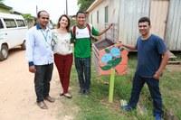 """Projeto """"Lixeira Ecológica Cultural"""" desenvolve educação ambiental e social em Lábrea"""