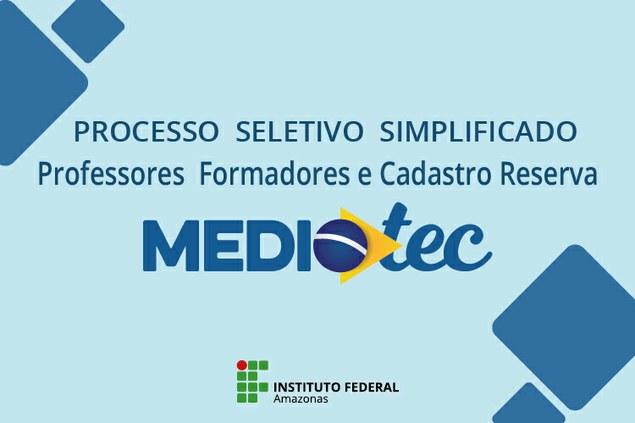 Pronatec/Mediotec selecionam 100 bolsistas em processo seletivo