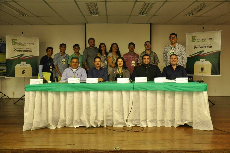 comissao eleitoral central para diretores de campi da fase II
