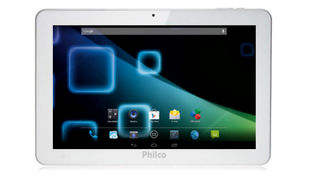 Tablet Worktab Philco da Amazônia
