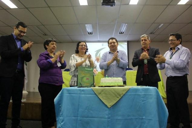Revista Igapó comemora 10 anos com festa e homenagens
