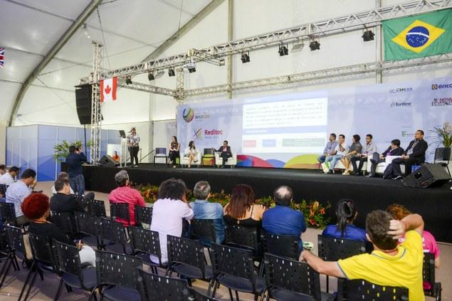 Tradução de lendas amazônicas fecha 2º dia da WFCP