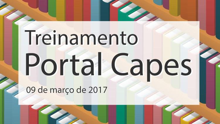 Treinamento CAPES - Turma IFAM 2017