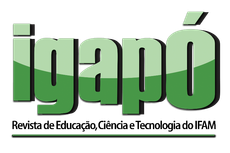 Modelo de artigo para Revista Igapó