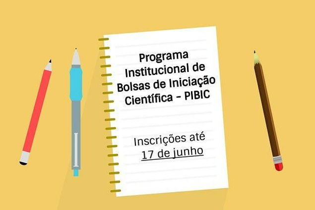 Programa Institucional de Bolsas de Iniciação Científica do IFAM (PIBIC)