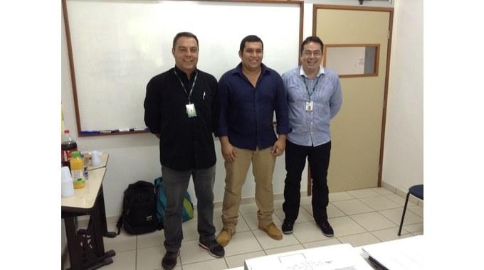 Projeto desenvolvido com recursos do PADCIT forma Mestre em Ciências Pesqueiras